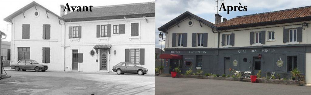 Hôtel Quai des Pontis à Cognac en Charente