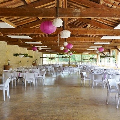 Location à Cognac d'une salle pour des événements d'envergures