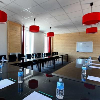 Location à Cognac d'une salle pour événements professionels