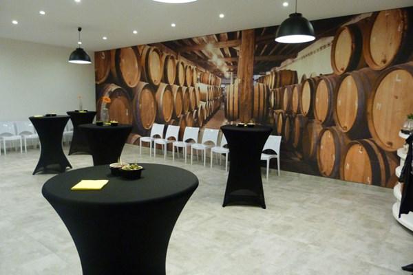 Salle du Chai à Cognac en Charente