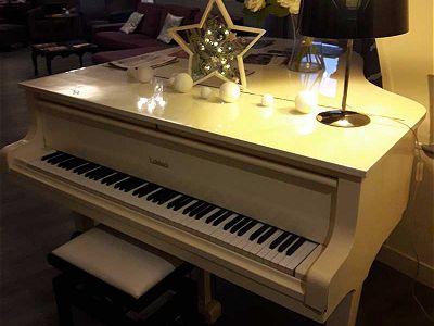 Piano de l'hôtel Quai des Pontis à Cognac en Charente